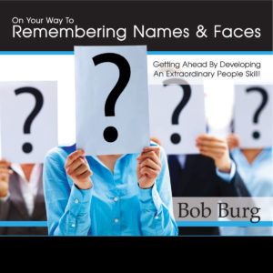 On Your Way to Remembering Names and Faces